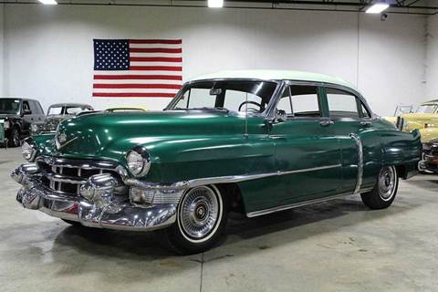 1953 Cadillac Series 62 for sale in Grand Rapids, MI