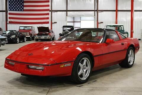 1990 Chevrolet Corvette for sale in Grand Rapids, MI