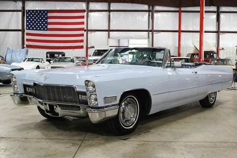 1968 Cadillac DeVille for sale in Grand Rapids, MI