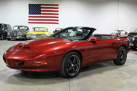 1997 Pontiac Firebird for sale in Grand Rapids, MI