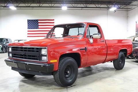 1985 Chevrolet C/K 10 Series for sale in Grand Rapids, MI