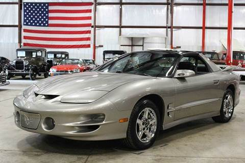 2000 Pontiac Firebird for sale in Grand Rapids, MI
