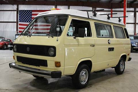 1983 Volkswagen Vanagon for sale in Grand Rapids, MI