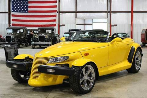 2000 Plymouth Prowler for sale in Grand Rapids, MI