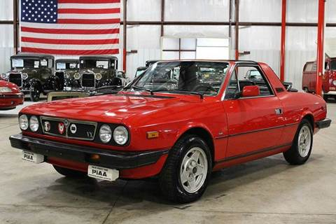 1979 Lancia Zagato