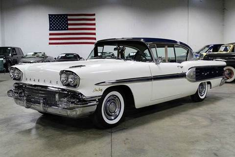 1958 Pontiac Star Chief for sale in Grand Rapids, MI