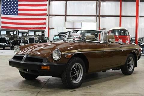 1980 MG B for sale in Grand Rapids, MI