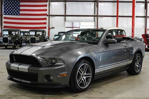 2010 Ford Shelby GT500 for sale in Grand Rapids, MI