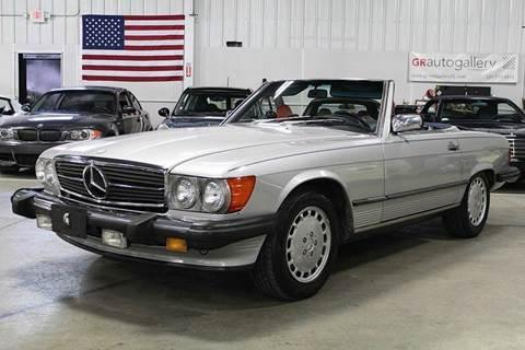 1986 Mercedes-Benz 560-Class for sale in Grand Rapids, MI