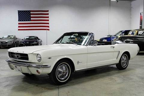 1965 Ford Mustang for sale in Grand Rapids, MI