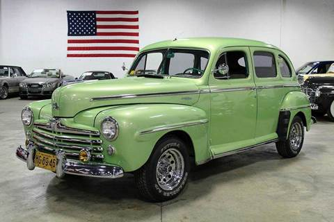 1947 Ford Super Deluxe for sale in Grand Rapids, MI