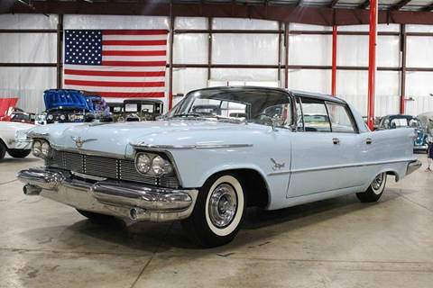 1960 chrysler for sale