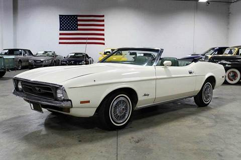 1972 Ford Mustang for sale in Grand Rapids, MI
