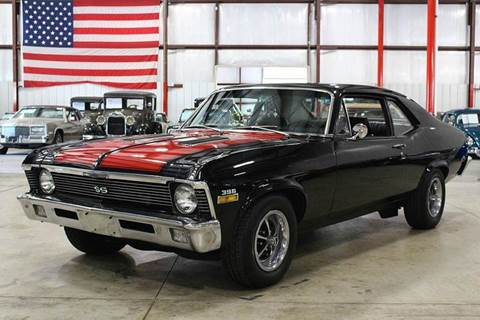 1970 Chevrolet Nova for sale in Grand Rapids, MI