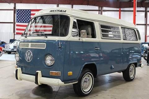 1972 Volkswagen Westfalia for sale in Grand Rapids, MI