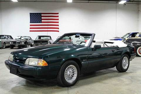 1990 Ford Mustang for sale in Grand Rapids, MI