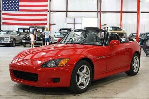 2001 Honda S2000 for sale in Grand Rapids, MI