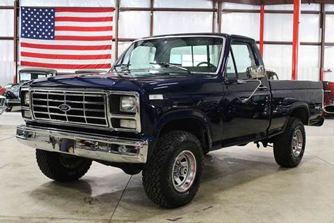 1986 Ford F-150 for sale in Grand Rapids, MI