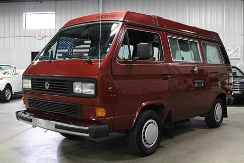 1987 Volkswagen Vanagon for sale in Grand Rapids, MI