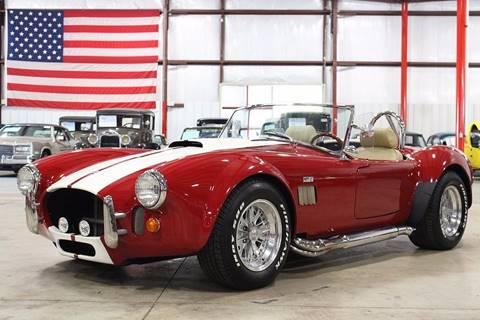 1967 Shelby Cobra for sale in Grand Rapids, MI