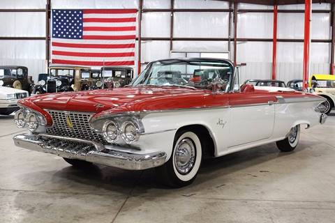 1961 Plymouth Fury for sale in Grand Rapids, MI