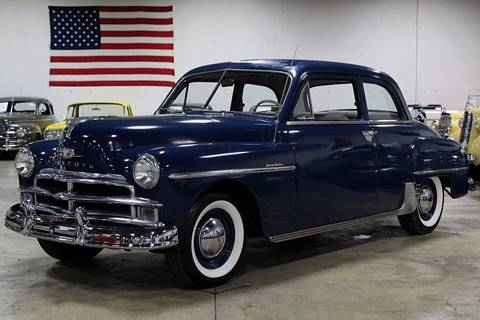 1950 Plymouth Deluxe for sale in Grand Rapids, MI