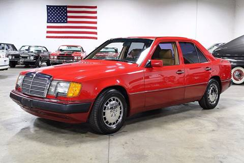 1991 mercedes benz 300 class for sale for Mercedes benz for sale in grand rapids mi