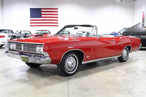 1968 Ford Galaxie 500 for sale in Grand Rapids, MI