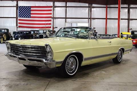 1967 Ford Galaxie 500 for sale in Grand Rapids, MI