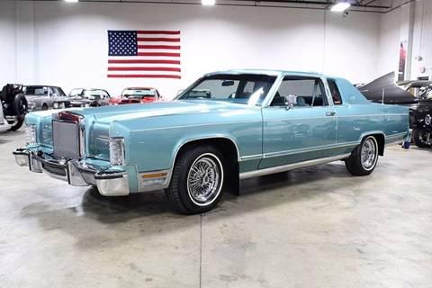 1979 Lincoln Continental for sale in Grand Rapids, MI