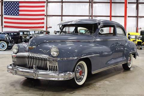 1947 Desoto De Luxe for sale in Grand Rapids, MI