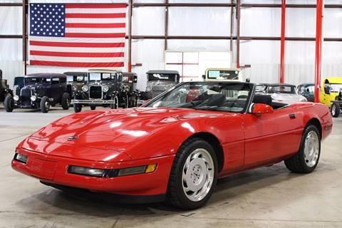 1991 Chevrolet Corvette for sale in Grand Rapids, MI