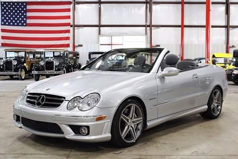 2008 Mercedes-Benz CLK for sale in Grand Rapids, MI