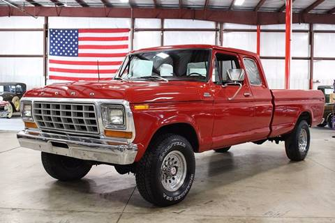 1978 Ford F-250 for sale in Grand Rapids, MI