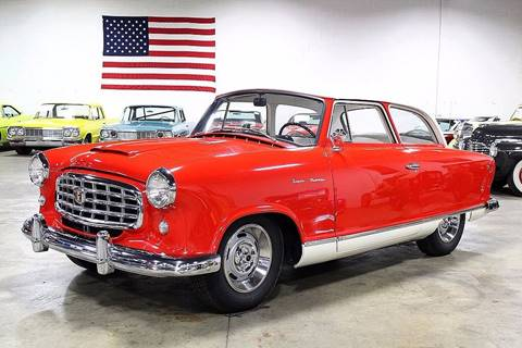 1955 Nash Super Rambler