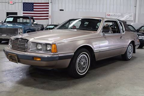 1986 Mercury Cougar for sale in Grand Rapids, MI
