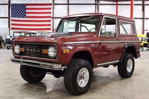 1970 Ford Bronco for sale in Grand Rapids, MI