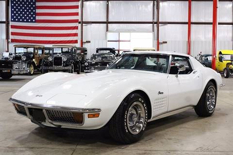 1972 Chevrolet Corvette for sale in Grand Rapids, MI