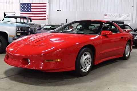 1994 Pontiac Firebird for sale in Grand Rapids, MI