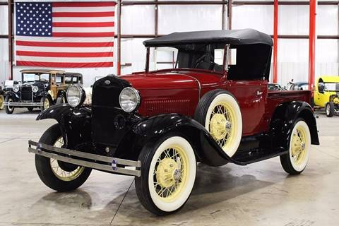 1931 Ford Model A for sale in Grand Rapids, MI