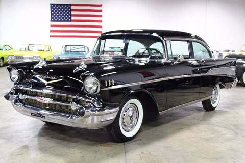 1957 Chevrolet Bel Air for sale in Grand Rapids, MI