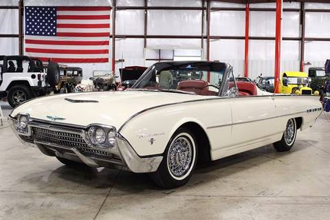 1962 Ford Thunderbird for sale in Grand Rapids, MI