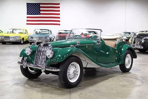 1954 MG TF for sale in Grand Rapids, MI