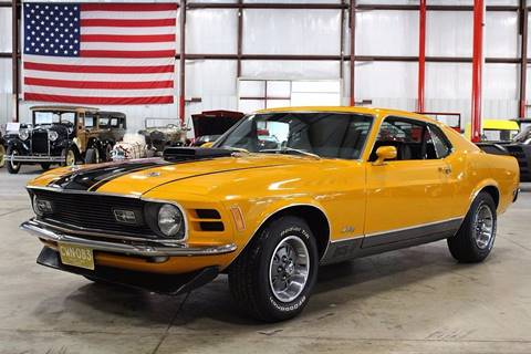 1970 Ford Mustang for sale in Grand Rapids, MI