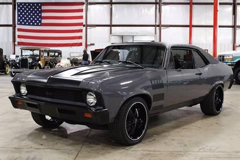 1969 Chevrolet Nova for sale in Grand Rapids, MI