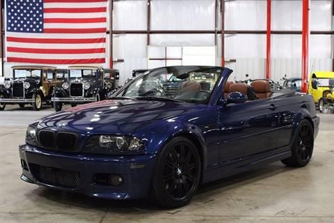 2003 BMW M3 for sale in Grand Rapids, MI