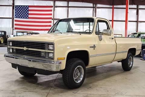 1984 Chevrolet C/K 10 Series for sale in Grand Rapids, MI