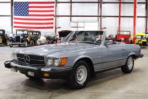 1982 Mercedes-Benz 380-Class for sale in Grand Rapids, MI
