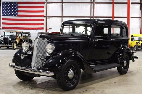 1934 Plymouth Deluxe for sale in Grand Rapids, MI