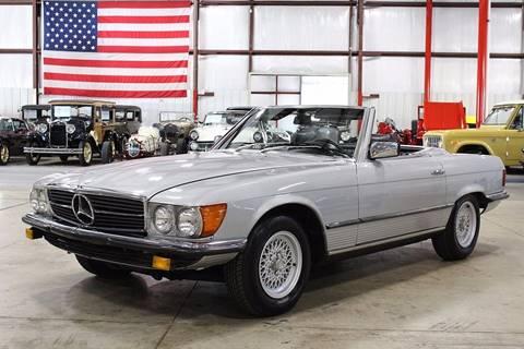 1980 Mercedes-Benz 450 SL for sale in Grand Rapids, MI